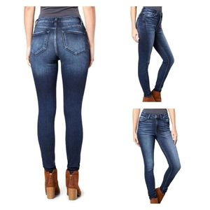Kancan size 0 high rise skinny jeans